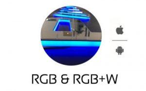 name led light yacht rgb w